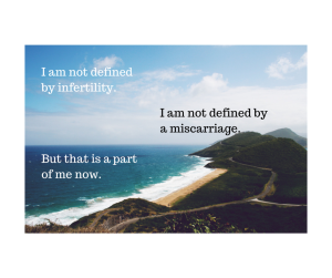 I am not defined by infertility.