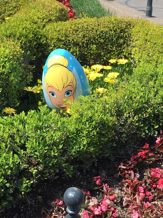 Tinker Bell egg